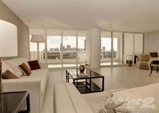 Apartment for sale in AMAZING PROPERTY WATERFRONT IN DOWTOWN MIAMI, Miami, FL, 33132