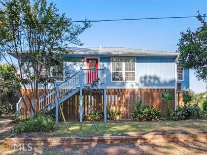 Residential Property for sale in 143 S Campbell Ave, Tybee Island, GA, 31328