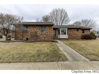 Single Family for sale in 43 CAMELOT DR, Rochester, IL, 62563