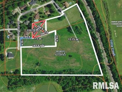 Lots And Land for sale in 110 MIMOSA, Anna, IL, 62906