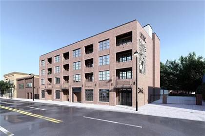 Residential Property for sale in 346 Peters Street SW 301, Atlanta, GA, 30313