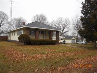 Single Family for sale in 24 East Mitchell Street, Witt, IL, 62094