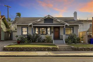 Single Family for sale in 1861 W Montecito Way, San Diego, CA, 92103