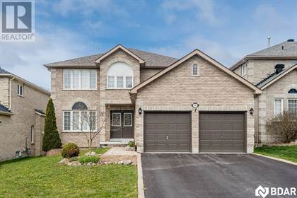 Single Family for sale in 60 Silver Trail, Barrie, Ontario, L4N3P2