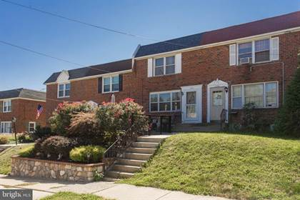 Residential Property for sale in 1324 W BEECH STREET, Norristown, PA, 19401