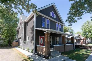 Single Family for sale in 2908 Winthrop Avenue, Indianapolis, IN, 46205