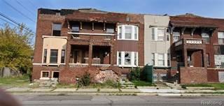 Single Family for sale in 9118 BRUSH Street, Detroit, MI, 48202