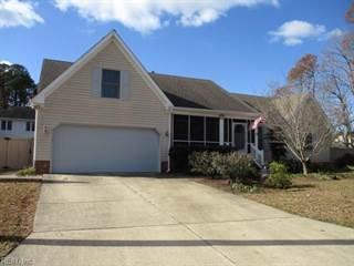 Single Family for sale in 1317 Hawaiian Drive, Virginia Beach, VA, 23454