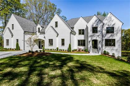 Residential Property for sale in 5720 Riverside Drive, Atlanta, GA, 30327