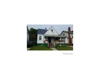 Single Family for sale in 3489 ALGONQUIN Street, Detroit, MI, 48215
