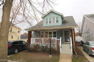 Single Family for sale in 1327 MARYLAND Street, Grosse Pointe Park, MI, 48230