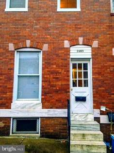 Residential Property for sale in 2683 SAINT BENEDICT STREET, Baltimore City, MD, 21223