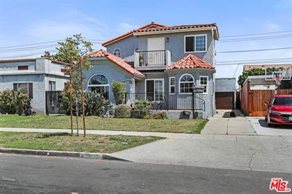 Residential Property for sale in 3748 Cimarron St, Los Angeles, CA, 90018