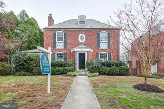 Single Family for sale in 8507 LYNWOOD PLACE, Chevy Chase, MD, 20815