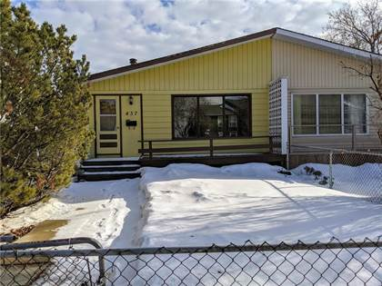 Single Family for sale in 437 Keenleyside Street, Winnipeg, Manitoba, R2K3B7