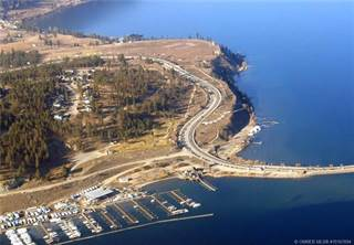 Land for rent in Rem lot 6 Old Ferry Wharf Road,, West Kelowna, British Columbia, V4T1X4