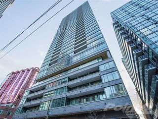 Condo for sale in 8 Charlotte St, Toronto, Ontario, M5V 0K4
