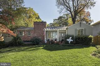 Single Family for sale in 4815 LITTLE FALLS ROAD, Arlington, VA, 22207