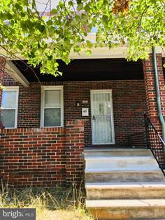 Residential Property for rent in 3104 PELHAM AVENUE, Baltimore City, MD, 21213