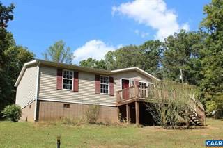 Single Family for sale in 94 HUGHES LN, Shipman, VA, 22971