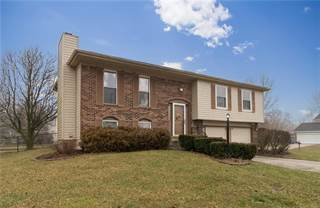 Single Family for sale in 8355 CASTLE RIDGE Lane, Indianapolis, IN, 46256