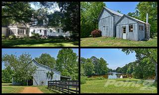Farm And Agriculture for sale in FABULOUS Waterfront Horse Property, Hollywood, MD, 20636