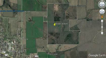 Lots And Land for sale in 000 CR 1220, Detroit, TX, 75436