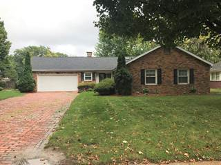Single Family for sale in 56 Country Club Dr., Danville, IL, 61832