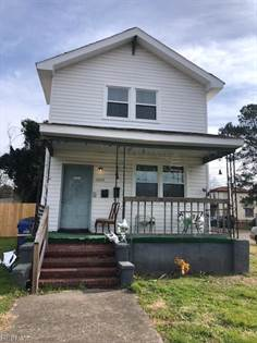 Residential Property for sale in 2025 Peach Street, Portsmouth, VA, 23704