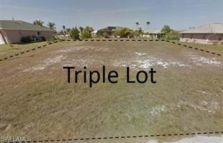Land for sale in 2835 SW 35th ST, Cape Coral, FL, 33914