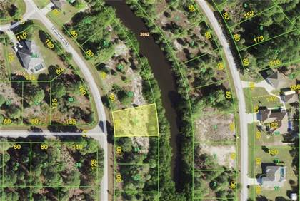 Lots And Land for sale in 2542 VANKEUREN DRIVE, Port Charlotte, FL, 33953