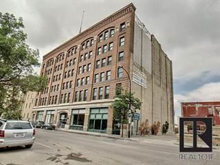 Condo for sale in 110 Princess ST, Winnipeg, Manitoba, R3B1K7
