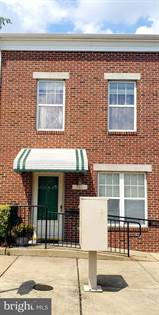Residential Property for sale in 740 DR. BENJAMIN QUARLES PLACE, Baltimore City, MD, 21201
