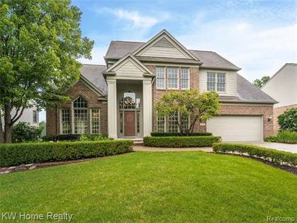 Residential Property for sale in 1577 Sugar Maple Way, West Bloomfield, MI, 48324
