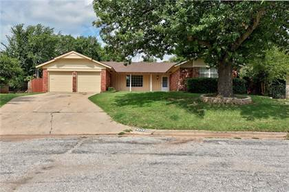 Residential for sale in 6313 NW 62nd Circle, Oklahoma City, OK, 73122