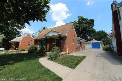 Residential for sale in 2629 BANNER Street, Dearborn, MI, 48124