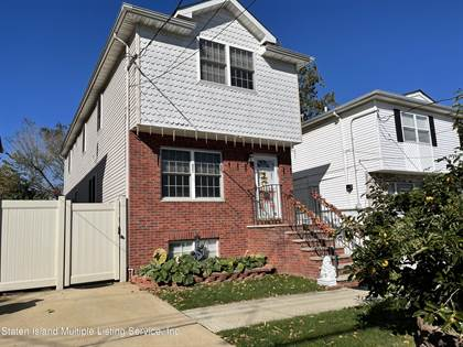 Residential Property for sale in 182 Simonson Avenue, Staten Island, NY, 10303