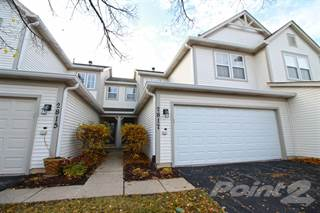 Townhouse for sale in 2817 Falling Waters Dr , Lindenhurst, IL, 60046