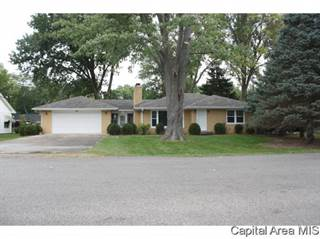 Single Family for sale in 2149 GREENBRIAR RD, Springfield, IL, 62704