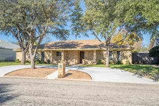 Single Family for sale in 3214 Briargrove Lane, San Angelo, TX, 76904