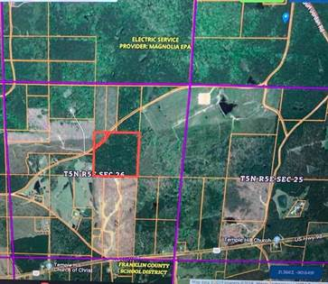 Lots And Land for sale in . Chathaw Path, Smithdale, MS, 39664