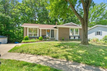 Residential for sale in 627 Turfwood Drive, Ballwin, MO, 63021