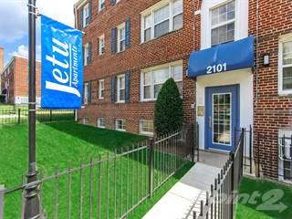Apartment For Rent In Jetu 1 Bedroom Washington Dc 20002