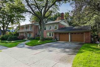 Single Family for sale in 35 Tonnancour Pl, Grosse Pointe Farms, MI, 48236