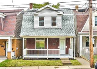 Single Family for sale in 2734 Waddington Ave, Brookline, PA, 15226