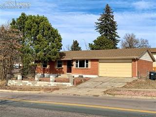Single Family for sale in 1350 Verde Drive, Colorado Springs, CO, 80910