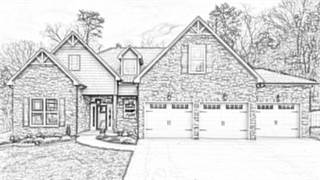 Single Family for sale in 2032 Highlands Ridge Ln, Lot 8, Knoxville, TN, 37932