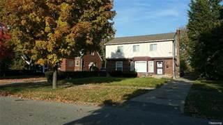 Single Family for sale in 4326 LAKEWOOD Street, Detroit, MI, 48215