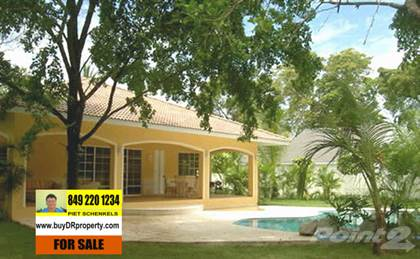 Residential Property for sale in BUILD TO ORDER: 3 BEDROOM VILLA LOTUS IN GATED COMMUNITY WALKING DISTANCE TO TOWN AND BEACHES, Sosua, Puerto Plata