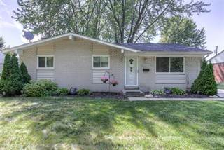 Single Family for sale in 15506 BRANDT Street, Romulus, MI, 48174